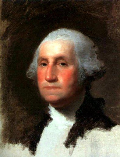 George Washington Says Read This