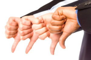 Avoid Thumbs Down - Use Chief ImpleMentor's Funding Foreplay